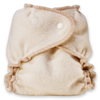 Organic fitted diaper from Kissaluvs at Kellys Closet